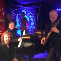 About the band. Live at the Pizza Express